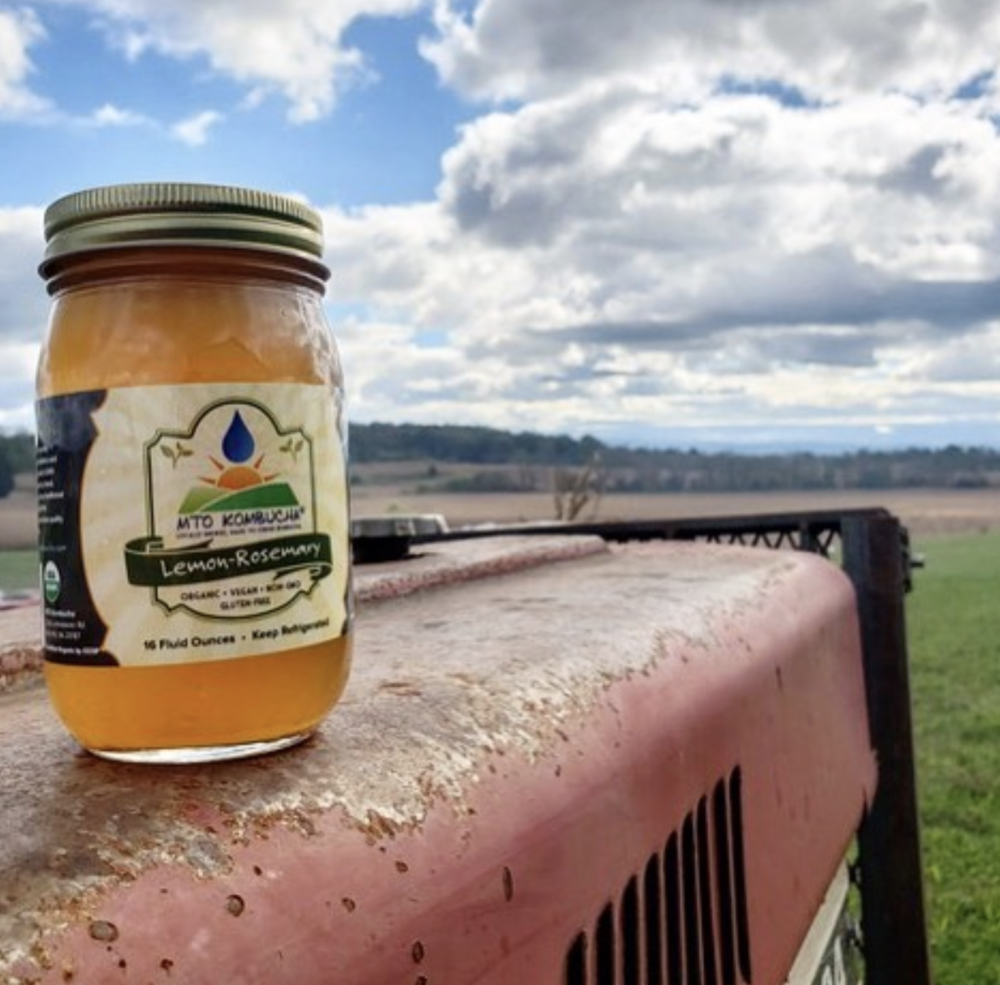 MTO KOMBUCHA   MTO (Made to Order) produces and delivers top-quality, gluten-free, non-GMO, vegan, hand-crafted, locally brewed kombucha - a drink that provides clear, significant health benefits to their customers.