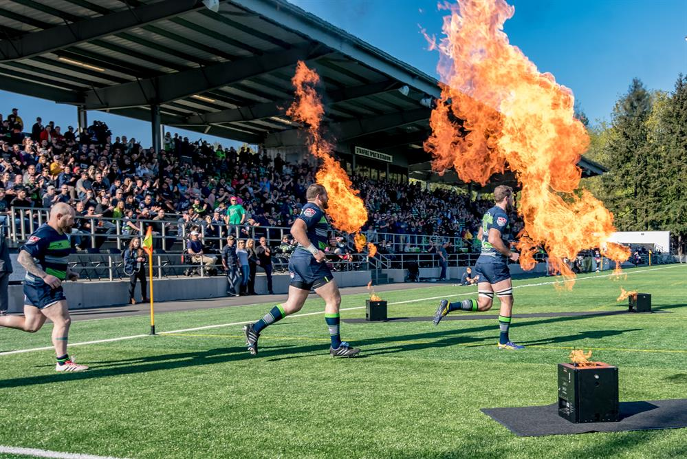 Our Mission… - To take 100 rugby fans to each Seattle Seawolves away game in Major League Rugby in 2019.Deliver an amazing fan group experience.Develop and grow the support for Major League Rugby in North America.