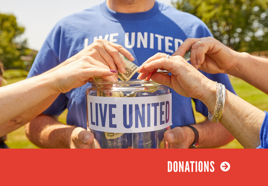 Donate - When you give to the United Way Live United Fund, we use our expertise to invest your dollars wisely and work toward making life better for everyone in Lane County.