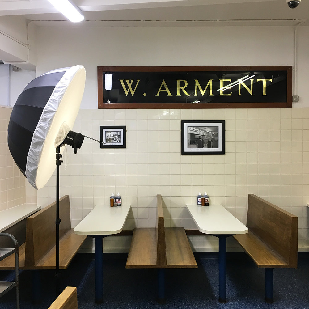 Arments Shoot