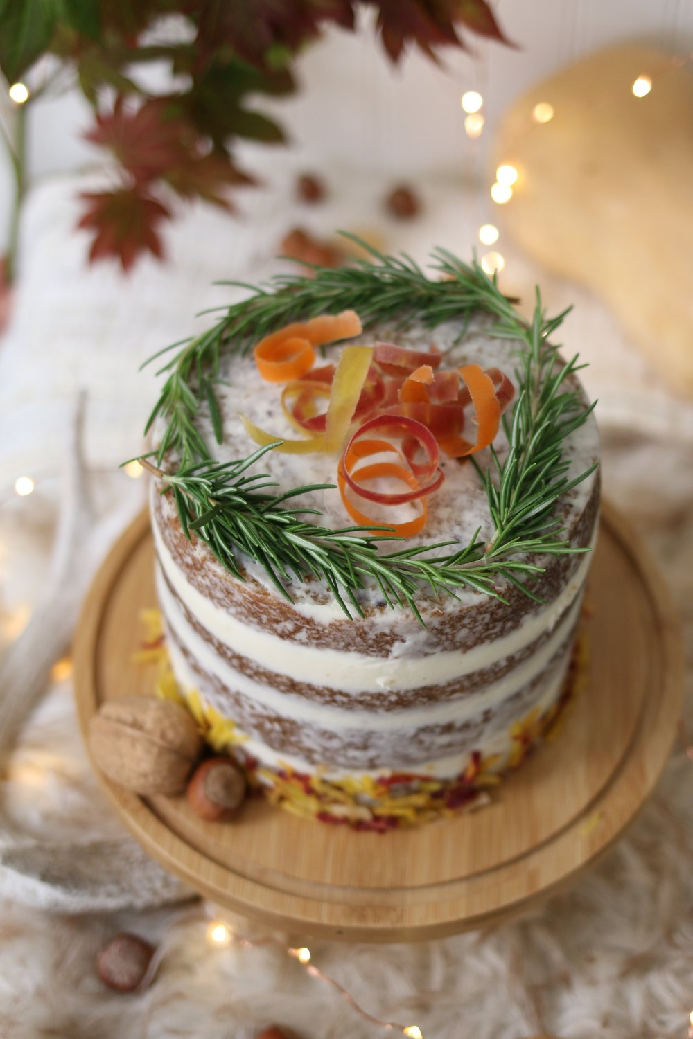 Heirloom Carrot Cake