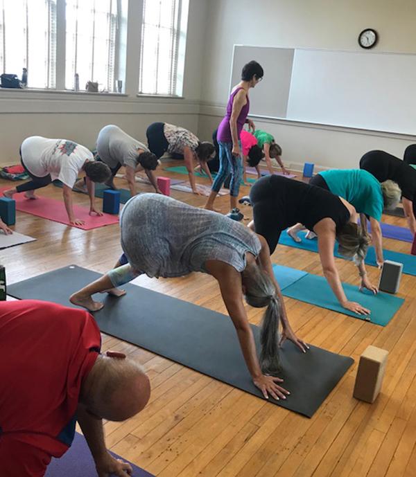 Bowspring Yoga - Author: Cyma ShapiroPhotos: Cyma Shapiro