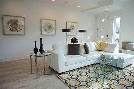 Home staging by    Stage It!