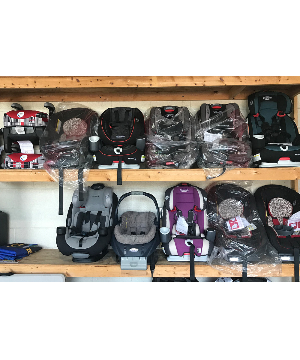 News About Town: Child Passenger Safety Seat Technicians will perform a safety check for children's car seats tomorrow, March 6, at the Matthews Police Station, 1201 Crews Road. From 8 a.m until 11:30 a.m. certified technicians will check seat installation for free, no appointment necessary. Bring the vehicle, seat, and child, if possible. The process will take about 20 minutes. If you can't make it on the 6th, Safe Kids Char-Meck provides this service every other week in Matthews. -
