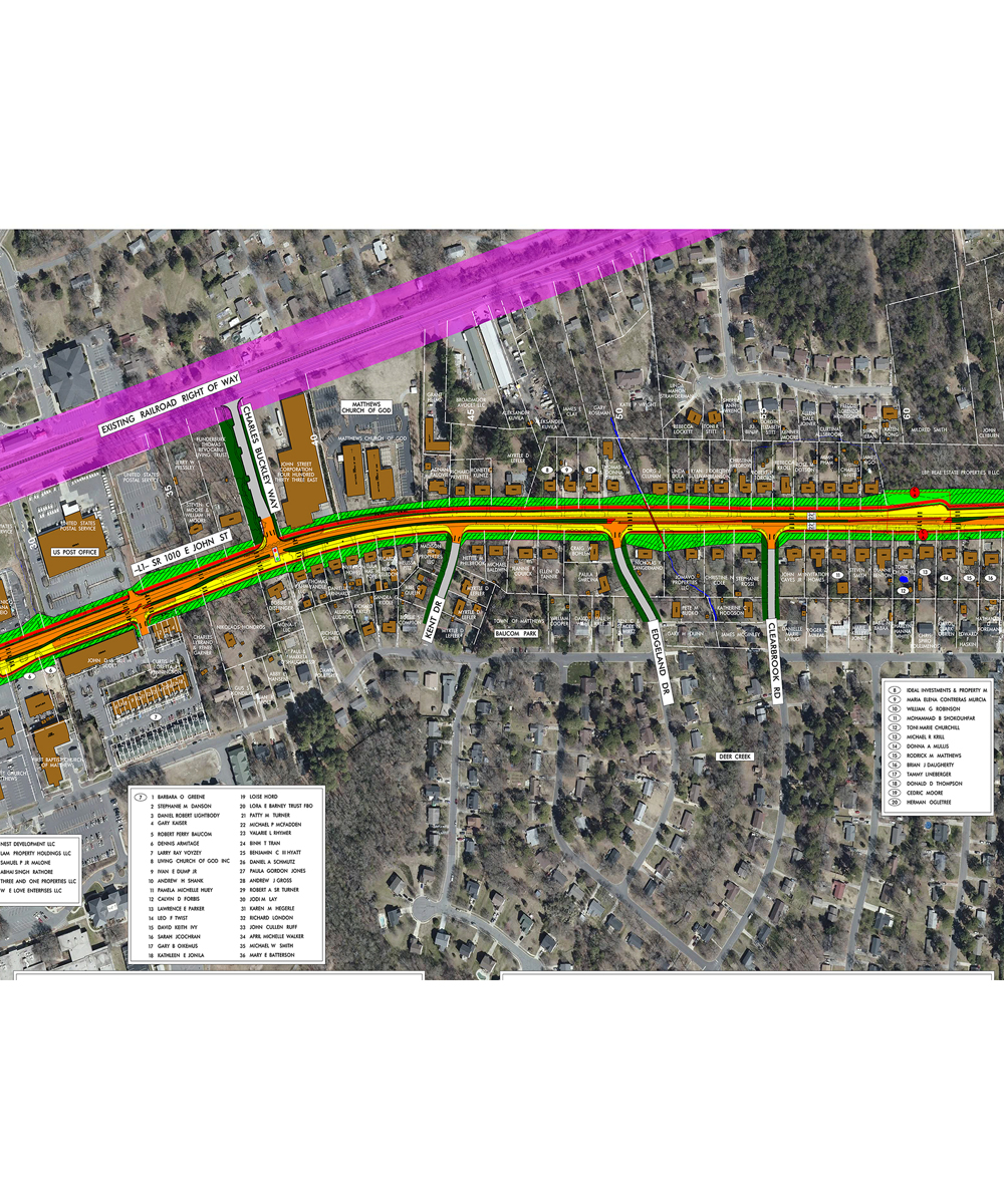 News About Town: The Mayor and Town Council recently sent a letter to the Charlotte Regional Transportation Planning Organization (CRTPO) asking them to amend the State Transportation Improvement Program (STIP) to divide the Matthews portion of the NCDOT project into two portions (Trade St. to I-485 and I-485 to the Stallings line) and to delay work on the Trade to I-485 portion of John St. until after other funded and scheduled area transportation projects have been completed. Those projects include improvements to Independence Blvd., McKee Rd. Extension, Weddington Rd. I-485 ramp, among other projects. The CRTPO will vote during their April 17 meeting, which starts at 6 p.m. in Room 267 of the CharMeck Government Center (600 E 4th St, Charlotte, NC 28202). -