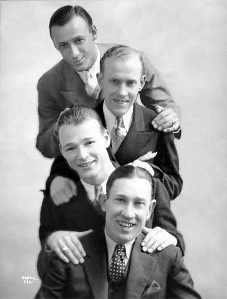 The Sons of the Pioneers in 1933
