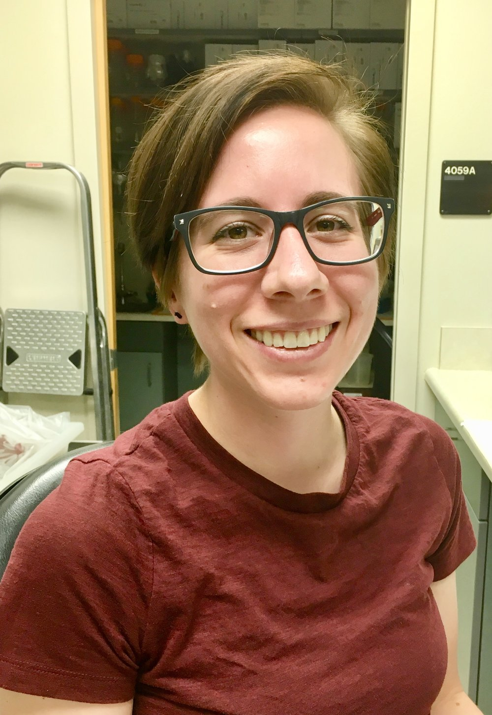 Kristin Rosche, M.S. - Scientific Assistantkristin.rosche [at] wsu [dot] eduM.S.: Southern Illinois University—CarbondaleB.S.: University of Wisconsin—Eau Claire