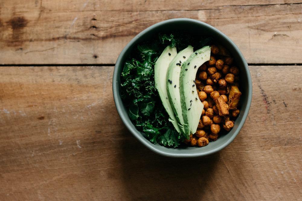 anti-inflammatory dinner bowl
