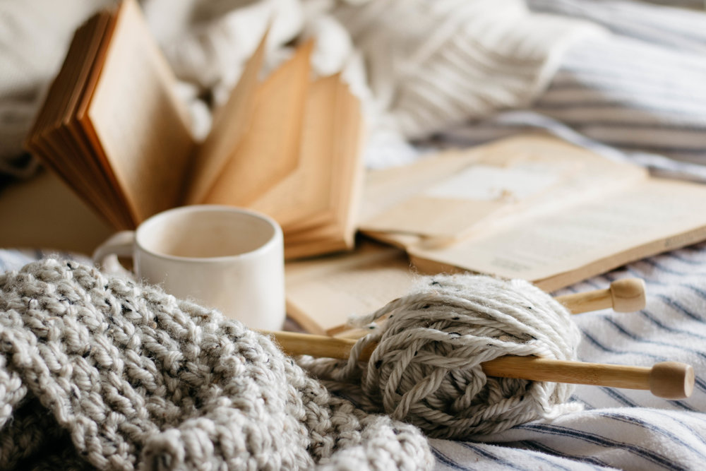 slow living activities for winter