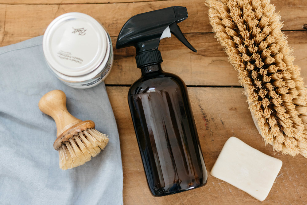 nontoxic multipurpose cleaning supplies