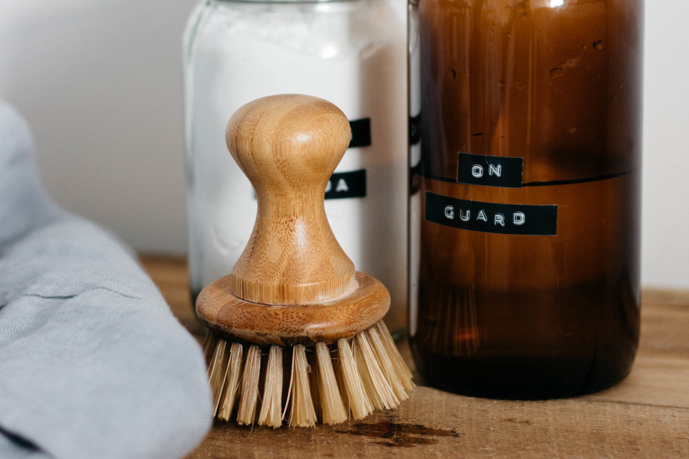 multipurpose cleaning supplies nontoxic home