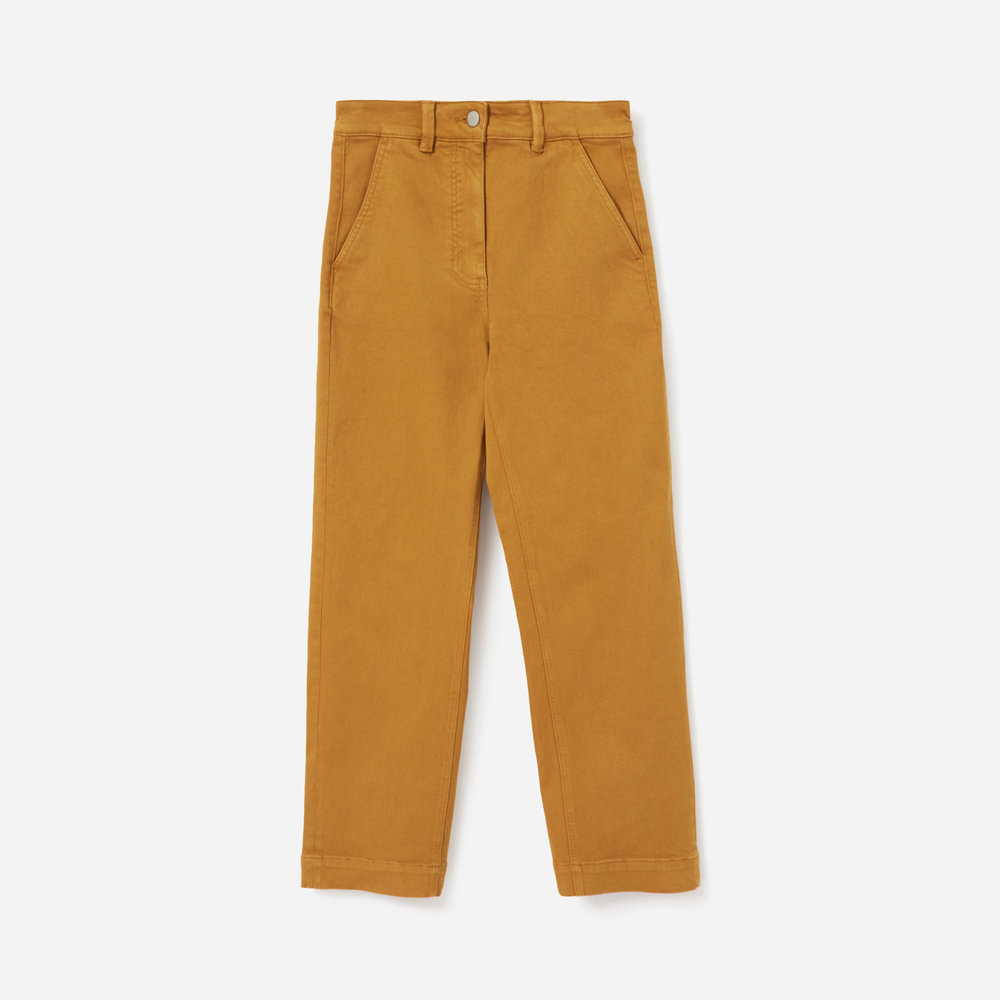 Everlane Straight Crop