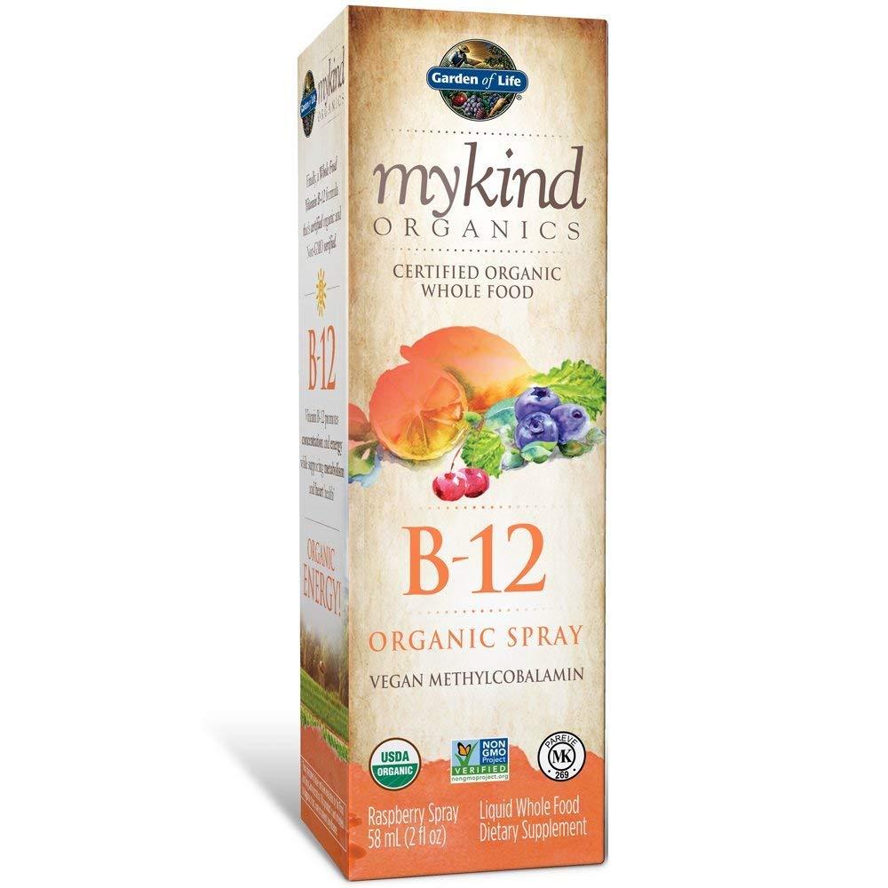 B12 Vitamin Vegan Organic