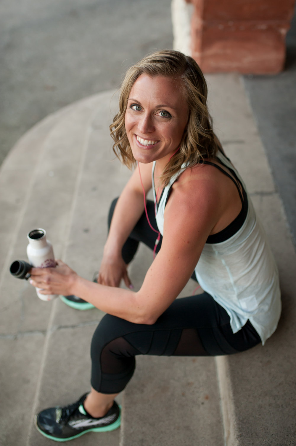 Hey There! - I'm Aubrey Stetter-Hesselberg. I am an enthusiastic Wellness Coach, Personal Trainer, and Group Fitness Instructor by day... passionate mother and wife by night! I live thankfully in the chaos, enjoy serene moments when my gorgeous daughters are loving to one another, and like daytime dates with my hubby! Coffee entices me to rise each morning, inspiration from others keeps me fully-charged throughout the day, and my loving family tucks me in at night. I am truly blessed xoClick below to learn more about me and/or see adorable pics of my family and a snapshot into our chaos!