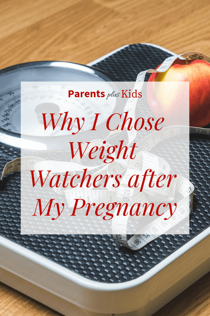 Weight Watchers after pregnancy here I come.  Find out the reasons why I chose weight watchers after my pregnancy and why i think you should to.