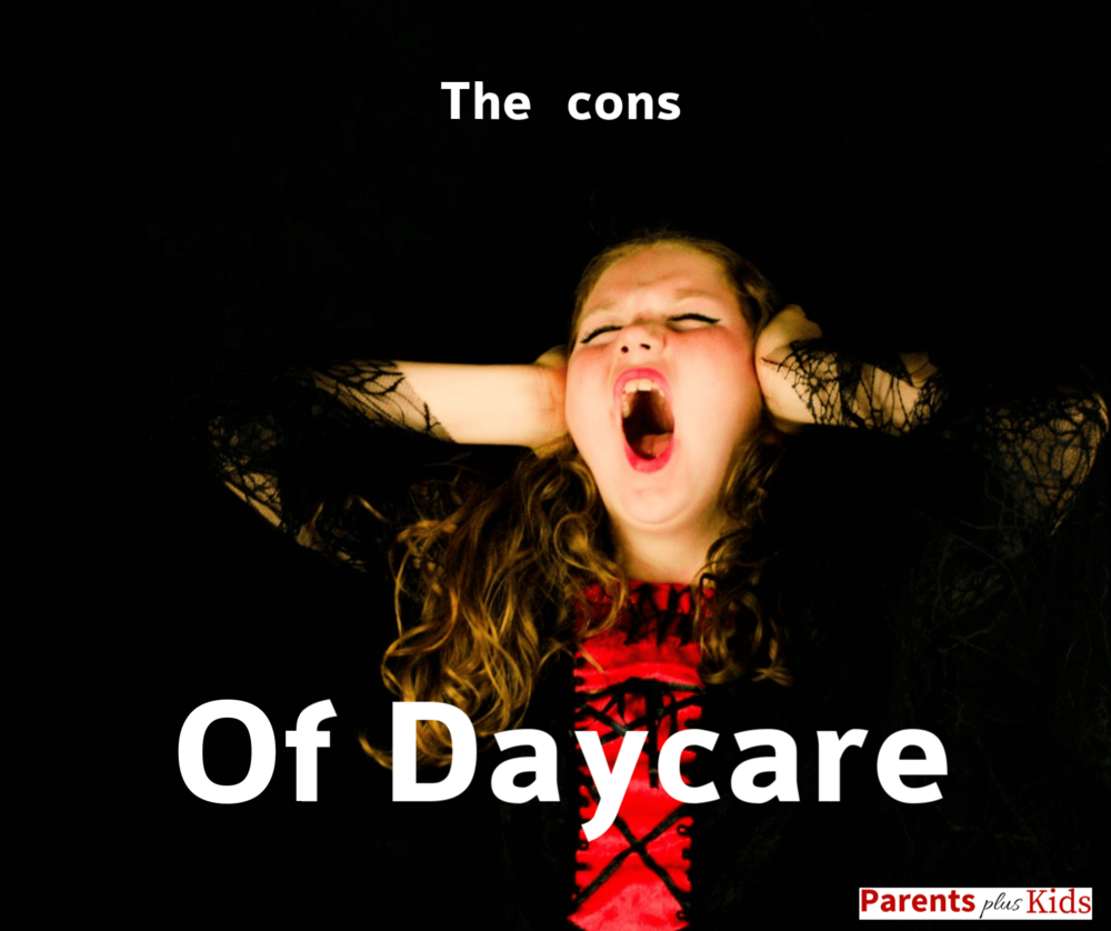 Before you think about transitioning your child to daycare or any other form of childcare make sure to checkout our section on the cons of daycare parents should know about.