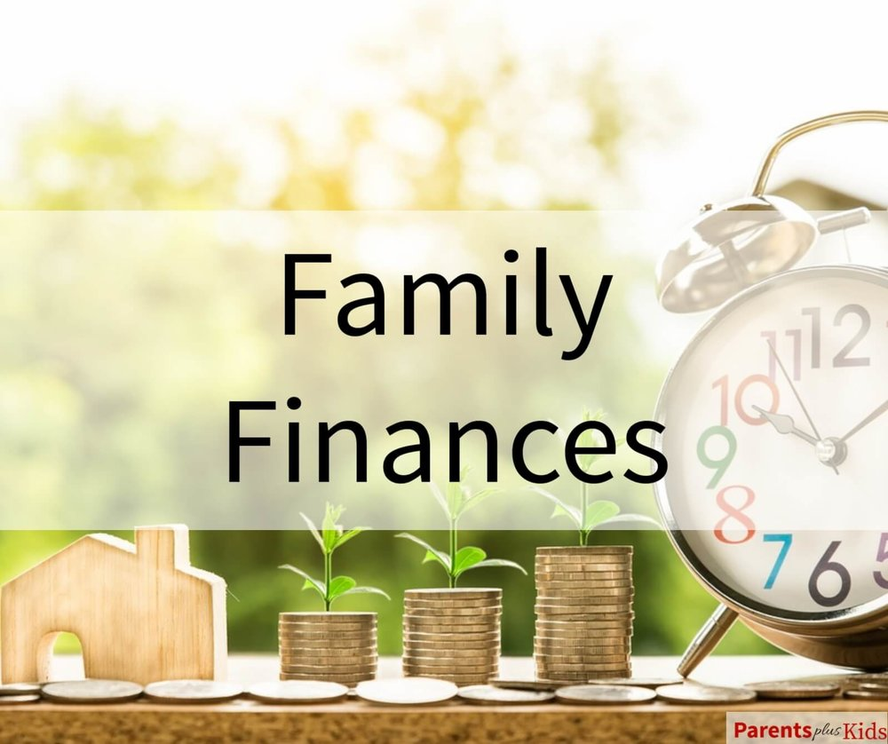 Money management is very important when it comes to managing your family household. While talking about money is not the sexiest topic in the world it is one of the more important conversations you need to have with your spouse.  Click through to see all the family finance articles from Parents Plus Kids to help you manage your family finances.