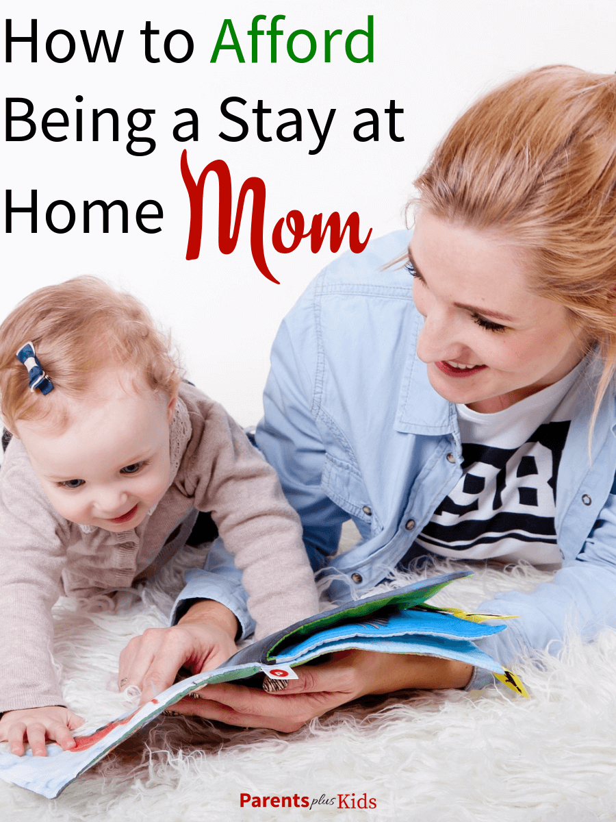 When it comes to affording to be a stay at home mom things can get very challenging for families. Many times it comes down to saving money and doing a budget. This article is going to give you tips, tricks, hacks and advice so moms can stay home with their kids while the family is living on one-income.  #stayathomemom #newmom