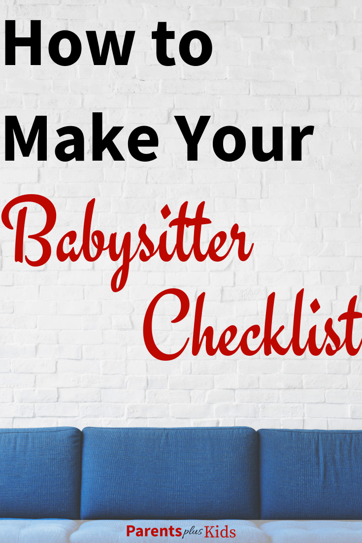 Tips, hacks and advice to make your babysitter information sheet. You can also download our babysitter checklist printable. Parents using a babysitter need to leave babysitter notes with their babysitter. #motherhood #fatherhood #newmom #newdad #parenthood #babysittingkit