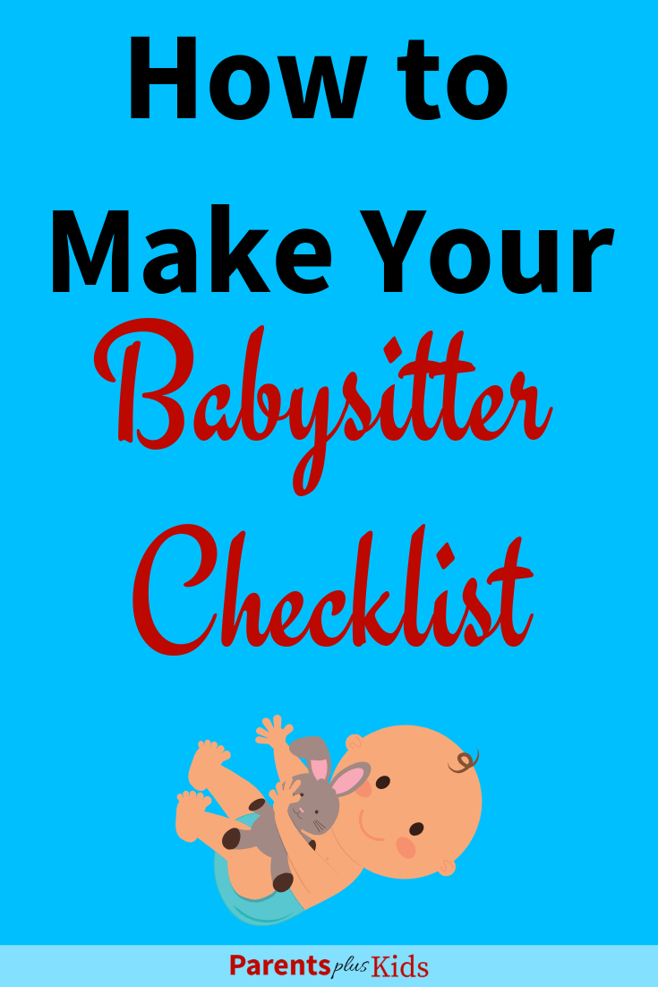 Tips, tricks, hacks and advice to make your babysitter information sheet. Don't forget to download your babysitter checklist printable. You need to leave babysitter notes with your babysitter. #motherhood #fatherhood #newmom #newdad #parenthood #babysittingkit #newparents
