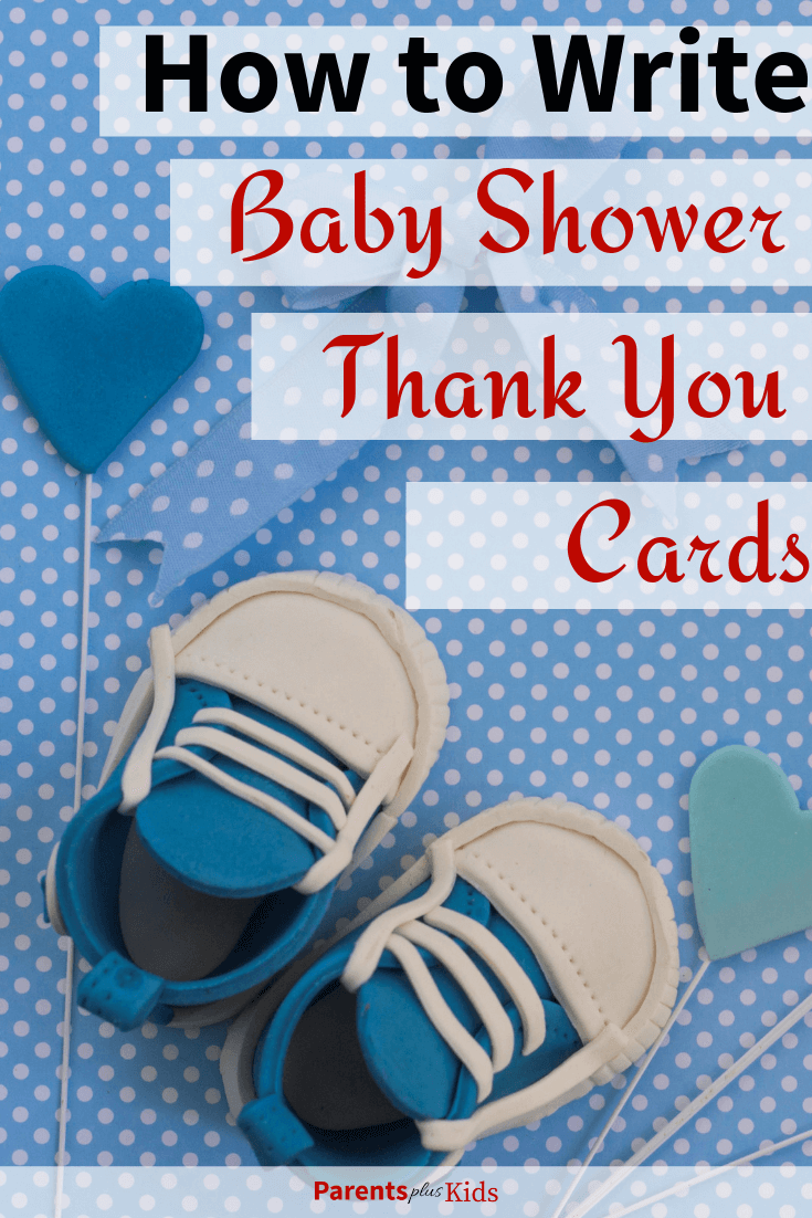 From the article How to Write Baby Shower Thank You Cards. Get tips and advice on your baby shower thank you notes wordings and messages. Use our template plus see our example baby shower thank you card wordings examples.  #newbaby #newmom #babyshower #babyshowerideas #motherhood