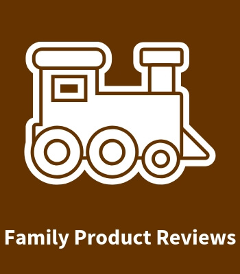 This link will take you to the family product reviews. This is where we're reviewing all the gadgets, toys, car seat etc to make parenting easier.