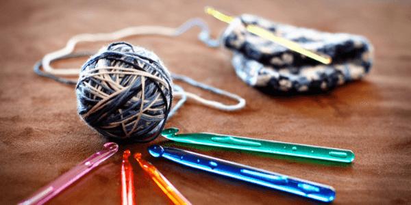 knitting equipment for a mom hobby
