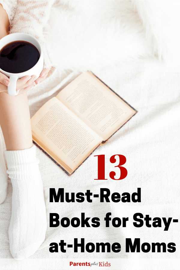 We have listed books for stay-at-home moms. #stayathome #SAHM