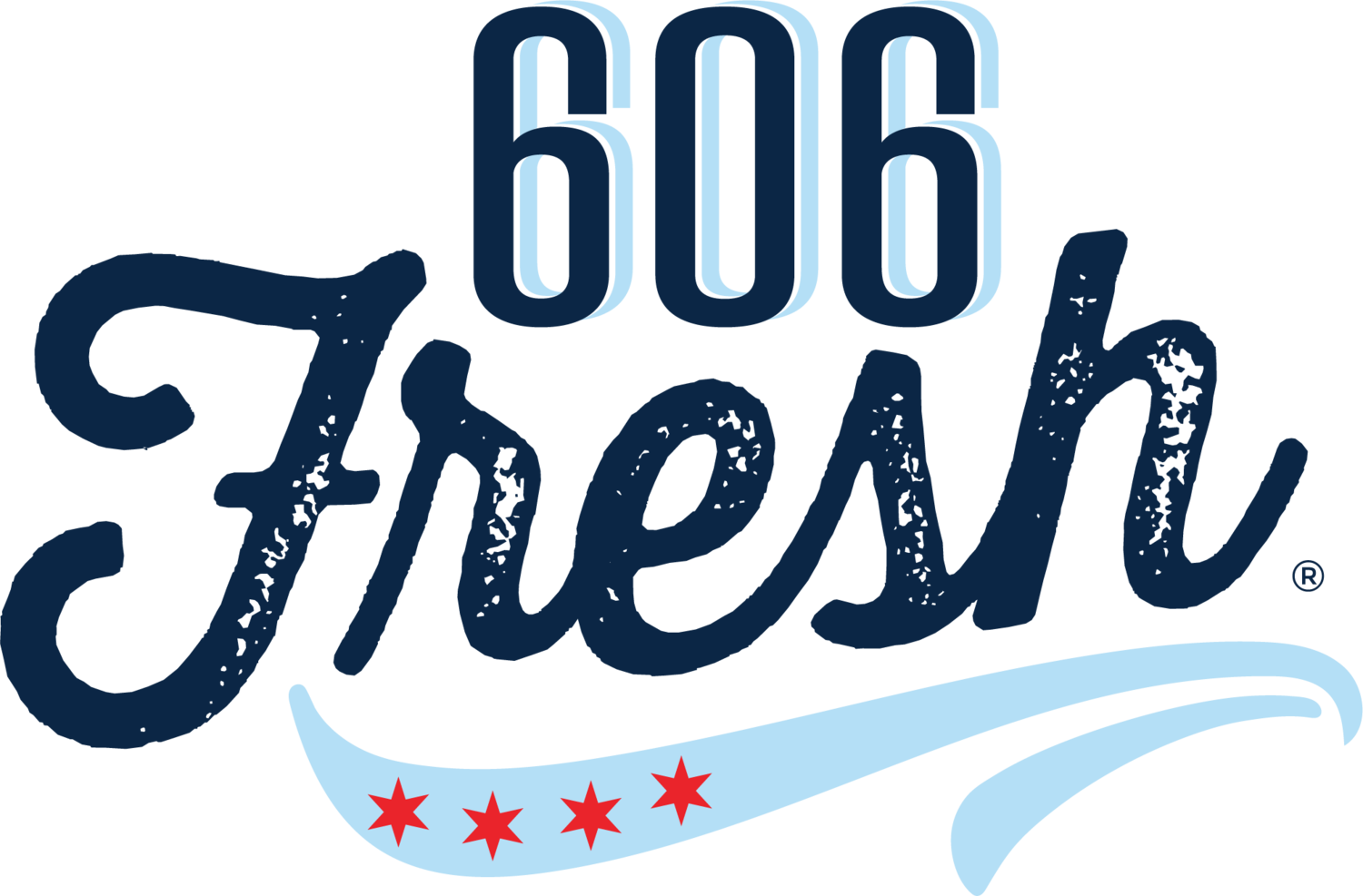 606 Fresh ready-to-eat, grab and go food and beverages