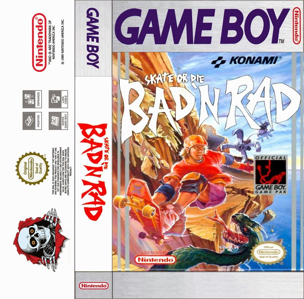 Skate or die bad`n rad Game boy (By - Aruto GN).jpg