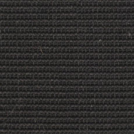 Black   100% Sisal. Width: 4m. Pile Height: 5mm