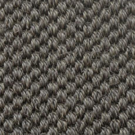 Grey Mist   100% Sisal. Width: 4m. Pile Height: 7mm