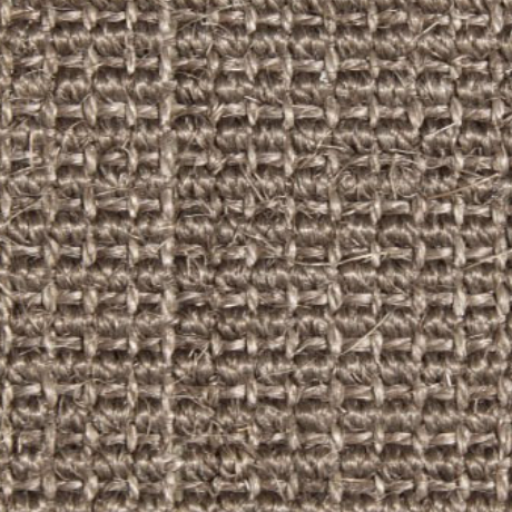 Pewter Heavy Boucle   100% Sisal. Width: 4m. Pile Height: 8mm