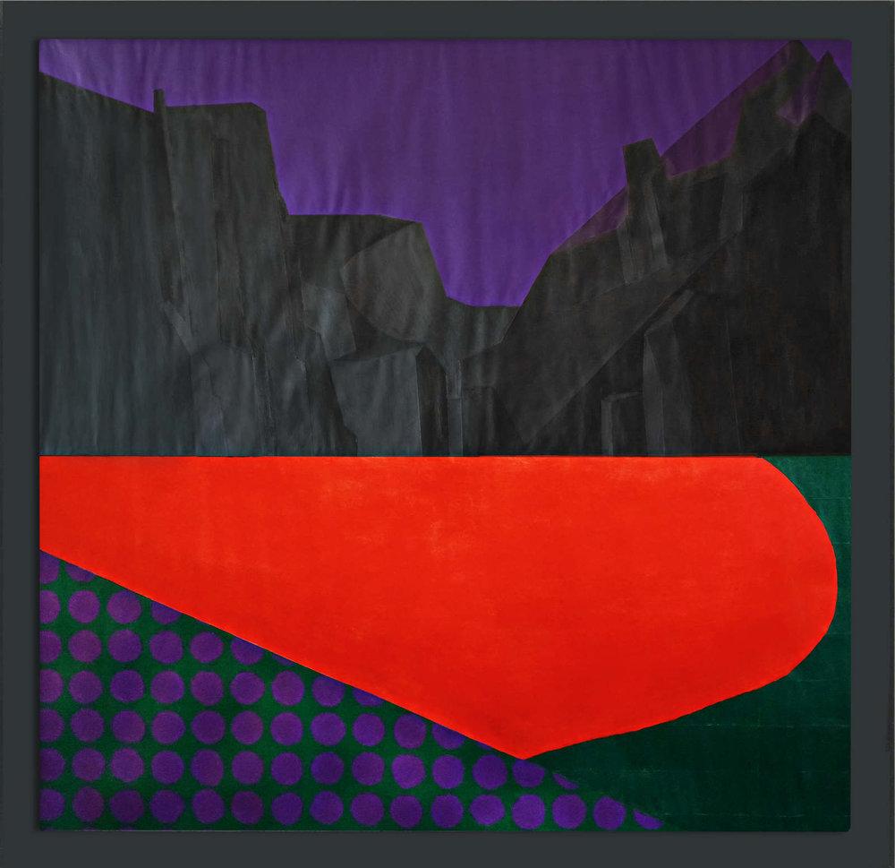 Violet Dreamscape No. 1