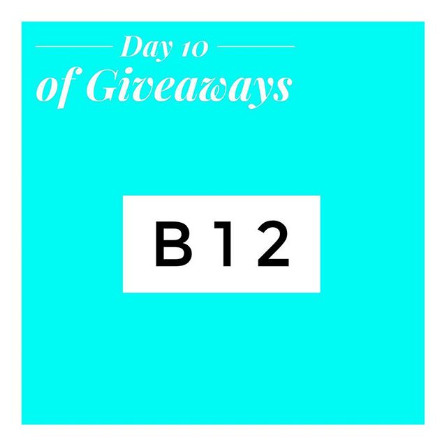 Day 10 of Giveaways  Who needs an energy boost🙋🏼‍♀️ Let's give you a boost with a FREE B12 shot!  All you have to do: 1️⃣ like this post (extra points for sharing on your ig page  2️⃣ comment on our post  3️⃣ follow both our pages on fb  4️⃣ follow midnight.body on Instagram!  Winners for the 12 days of giveaways will be announced December 14th!  #b12shots #energyboost #beatthewinterblues  #twilighttanningsalon #midnightbody  @midnightbody #meetmeatmidnight #freestuff #contest #prizes #12daysofgiveaways #twilights10yearanniversary #sale #decemeber13 #brantford #ancaster #hamilton #simcoe #brant #norfolk #nailsalon #lashsalon #medispa