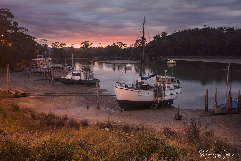 Fishing Boats - Port Sorell