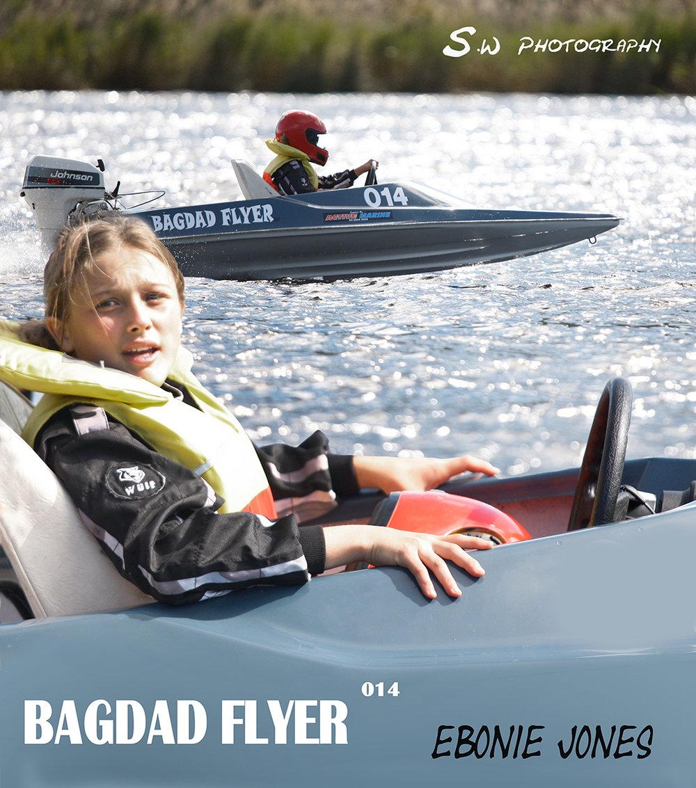 Ebonie - Bagdad Flyer