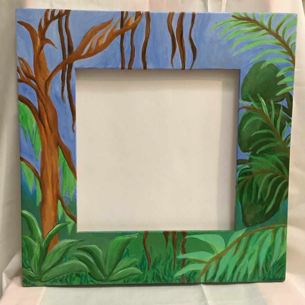 "Katie Jopling, ""Florida Jungle"""