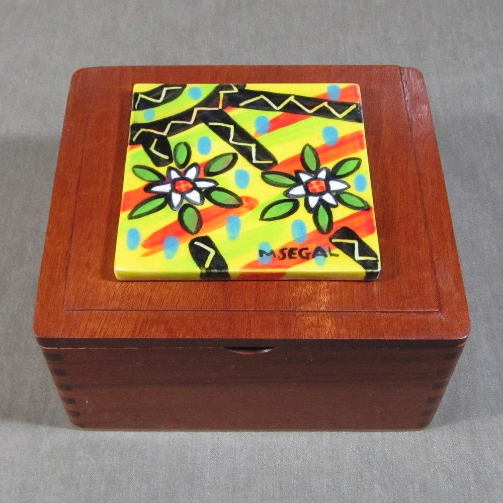 "Mike Segal, ""Magnolia Box"""