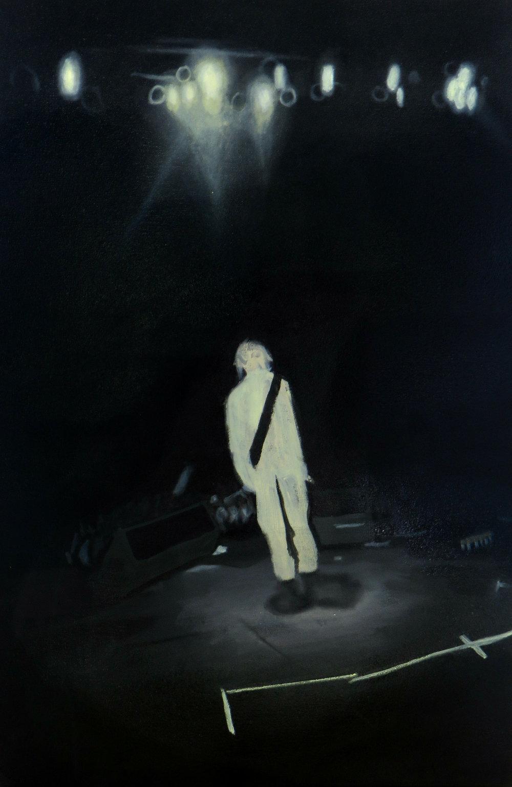 Statue of Elegy, 2016