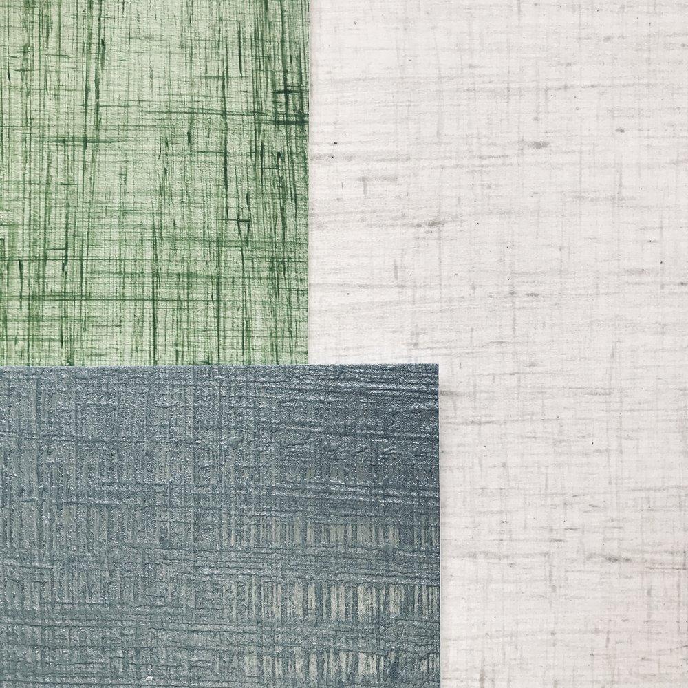Fabric Glazes -