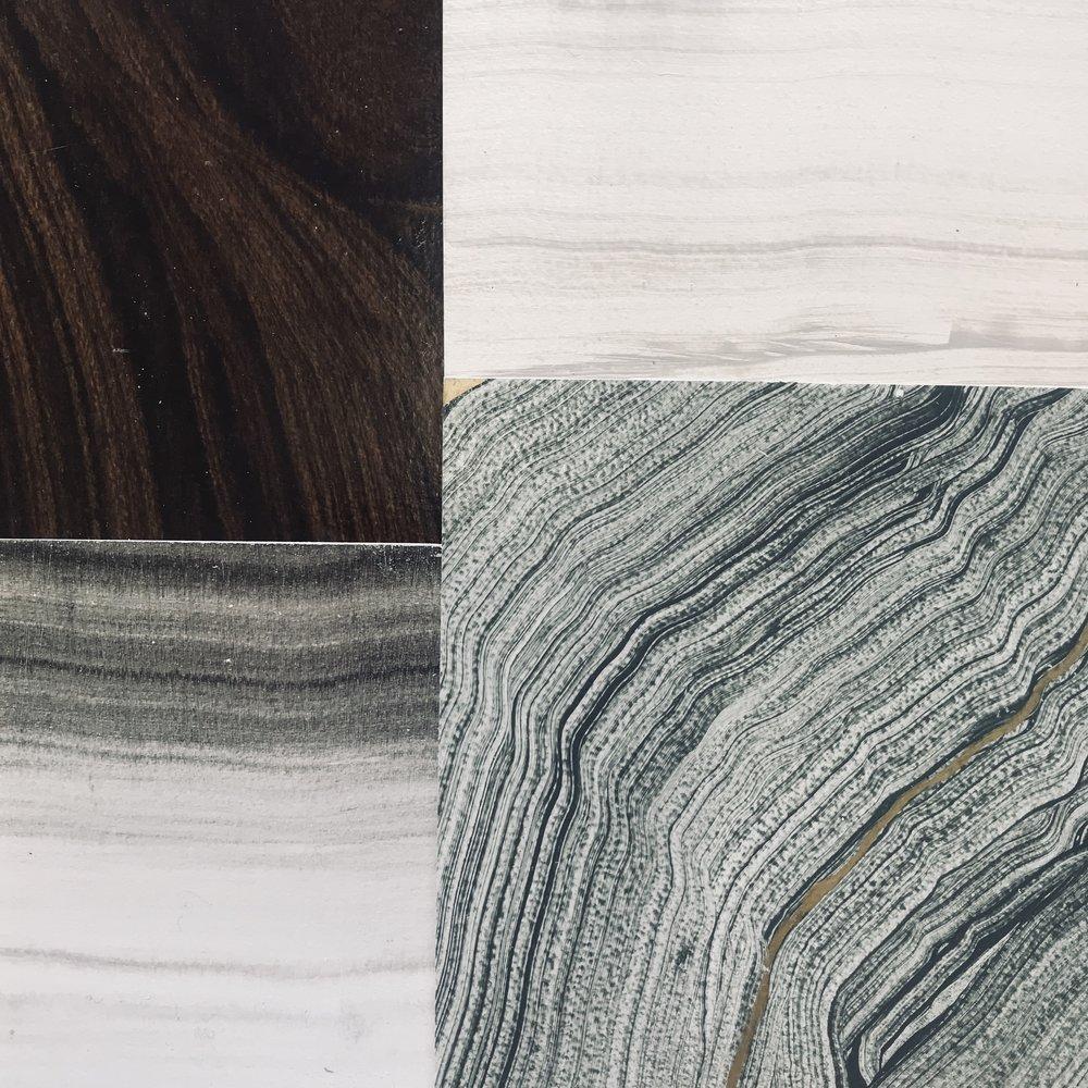 Faux Bois + Specialty Glazes -