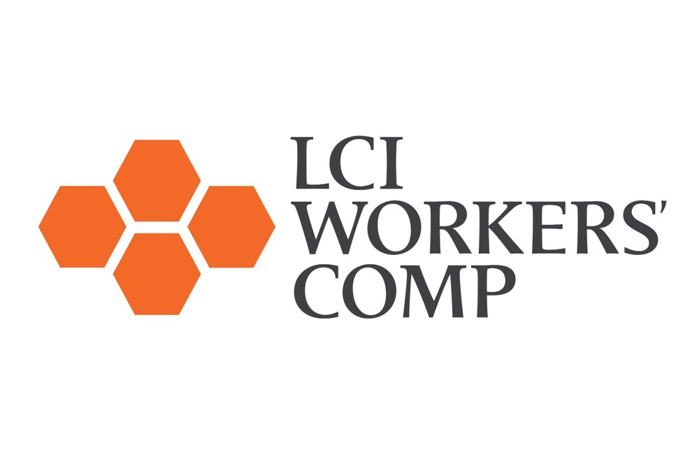 LCI Workers' Comp Logo Design