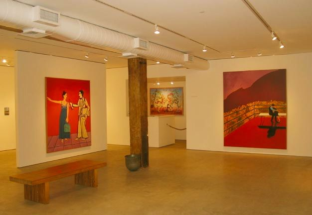 George Adams Gallery, New York, Joan Brown, The Affair, May 2 – June 16, 2006 3.jpg