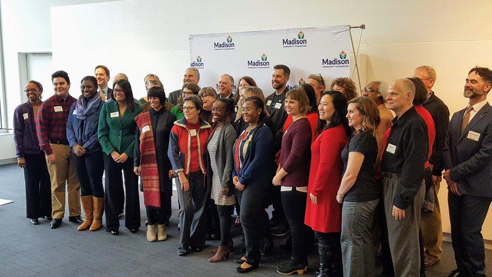 Community Impact Award Winners
