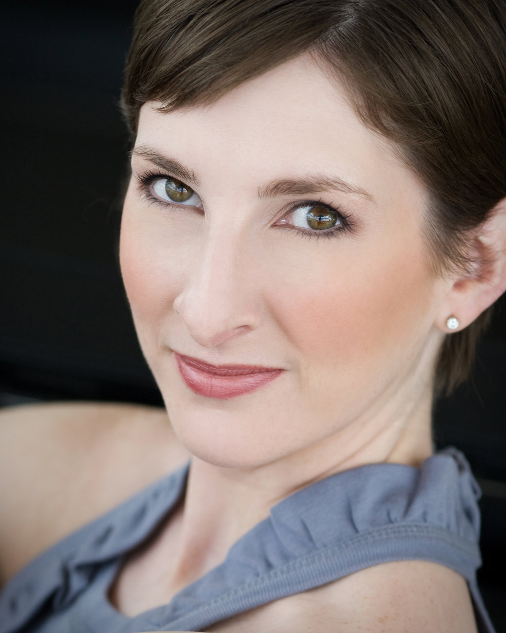 """AMY RUTH (Ensemble)  is thrilled to join the cast of  On The Town ! She is a graduate of Southern Methodist University with a BFA in dance performance. Local credits include CTM's  Tuck Everlasting  (ensemble), MPT's  42nd Street  (""""Anytime"""" Annie Reilly) and  A Chorus Line  (Cassie), as well as FST's  Spamalot  (Laker Girl). Regional: Casa Mañana's  Carousel  and  The King and I  (Ensemble). Amy is also a former Radio City Rockette. Love and thanks to my family, and to James for your undying support."""