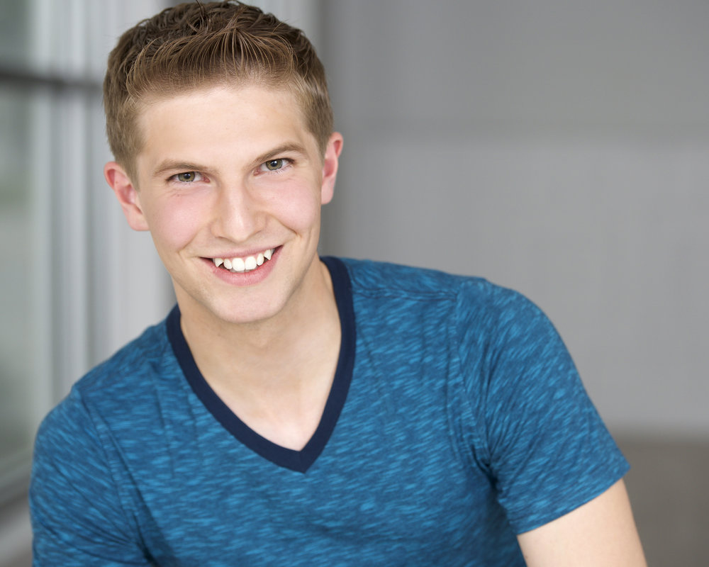 JACOB BERGGREN (Ensemble)  is very excited to be making his CCT debut. He is elated to be performing in his hometown after studying Theatre, Bible and Dance at the University of Northwestern - St. Paul. Previous adventures include:  Newsies  at Chanhassen Dinner Theatres, Cosmo in  Singin' in the Rain  (UNW), Jack in  Into the Woods  (UNW) and Joseph in  Joseph and the Amazing…  (OSHP). Jacob is beyond grateful to his Saviour Jesus Christ, his parents, family, friends and everyone at CCT for Inspiring him to dream big and love bigger. Psalm 30:11,12. Just Be!   JacobBerggren.com