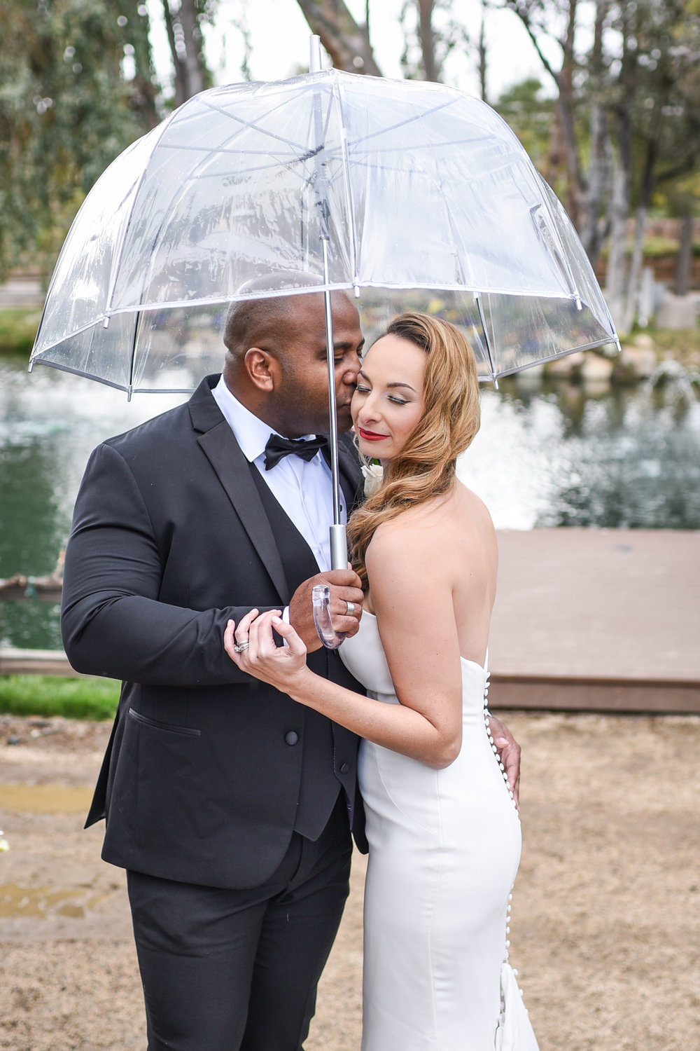 Lorena and Charles -Temecula, CA Black Tie Wedding