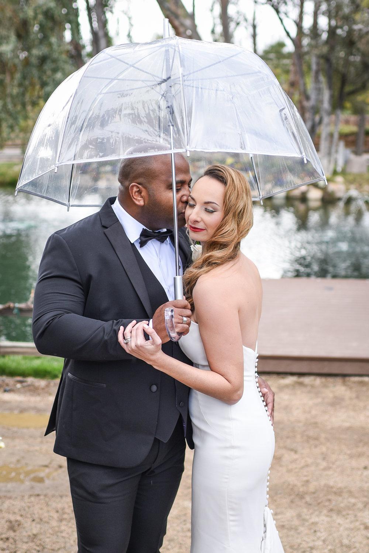 Lorena & Charles- Temecula, CA Black Tie Wedding