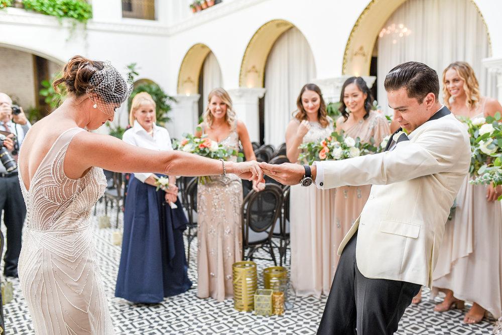 Gabby & Luke- Long Beach, CA Great Gatsby Themed Wedding